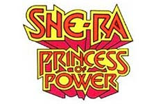 She-Ra, Princess of Power Episode Guide Logo