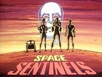 The Space Sentinels  Logo
