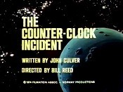 The Counter-Clock Incident Cartoon Picture