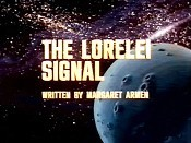 The Lorelei Signal Cartoon Character Picture