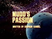 Mudd's Passion Cartoon Picture