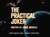 The Practical Joker Picture Into Cartoon