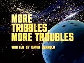 More Tribbles, More Troubles Picture Into Cartoon