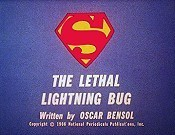 The Lethal Lightning Bug Cartoon Picture