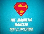 The Magnetic Monster Free Cartoon Picture