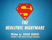 The Neolithic Nightmare Cartoon Pictures