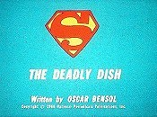 The Deadly Dish Picture Into Cartoon