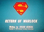 Return Of Warlock Cartoon Pictures