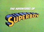 Superboy's Super-Dilemma Cartoon Character Picture