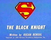 The Black Knight Cartoon Character Picture