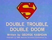 Double Trouble, Double Doom Pictures In Cartoon