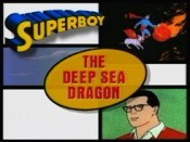 The Deep Sea Dragon Free Cartoon Picture