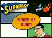 Finger Of Doom Cartoon Picture