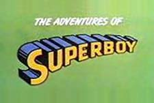 Superboy Episode Guide Logo