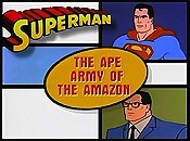 The Ape Army Of The Amazon Cartoon Character Picture