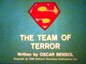 The Team Of Terror, Part 2
