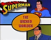 The Wicked Warlock Picture Into Cartoon