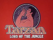 Tarzan And The Beast In The Iron Mask Cartoon Picture