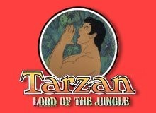 The Batman / Tarzan Adventure Hour  Logo