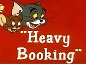 Heavy Booking Cartoon Character Picture