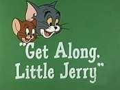 Get Along, Little Jerry Cartoon Picture