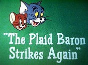 The Plaid Baron Strikes Again Cartoon Pictures