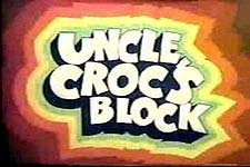 Uncle Croc's Block  Logo