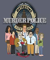 Murder Police (Series) Pictures Of Cartoons