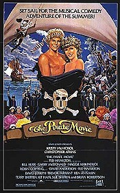 The Pirate Movie Video