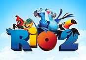 Rio 2 Picture Into Cartoon