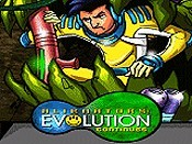 Evolution Cartoon Character Picture