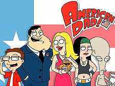 American Dad! Episode Guide Logo