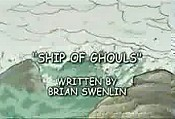Ship Of Ghouls Cartoon Picture