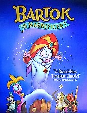 Bartok The Magnificent Picture Of Cartoon