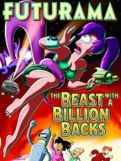 Futurama: The Beast With A Billion Backs Picture To Cartoon