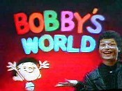 Bobby's Big Broadcast Picture To Cartoon