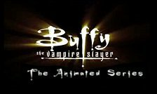 Buffy The Vampire Slayer: The Animated Series  Logo