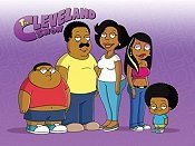 A Cleveland Brown Christmas Cartoon Picture