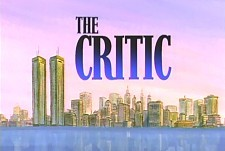 The Critic Episode Guide Logo