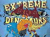 Dinosaur Warriors Cartoon Pictures
