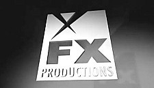FX Productions Studio Logo