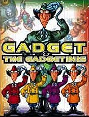 One Too Many Gadgets Picture Of Cartoon