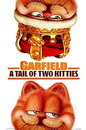 Garfield: A Tail Of Two Kitties Picture To Cartoon