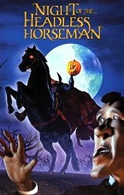 Night Of The Headless Horseman Picture To Cartoon