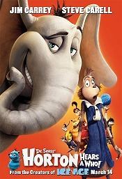 Dr. Seuss' Horton Hears a Who! Pictures To Cartoon