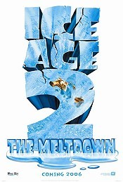 Ice Age: The Meltdown Picture Into Cartoon