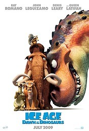 Ice Age: Dawn Of The Dinosaurs Pictures To Cartoon