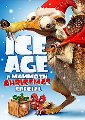 Ice Age: A Mammoth Christmas Cartoon Character Picture