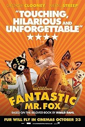 Fantastic Mr. Fox Cartoon Character Picture