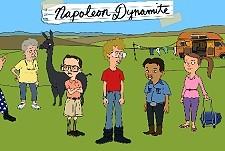 Napoleon Dynamite Episode Guide Logo